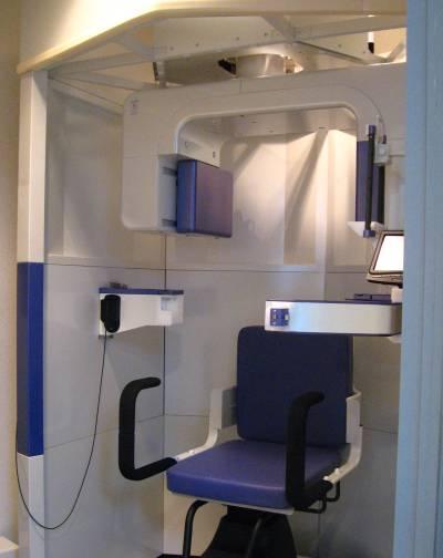 歯科用デジタルX線CT NAOMI-CT